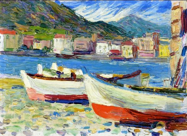 Kandinsky Rapallo boute
