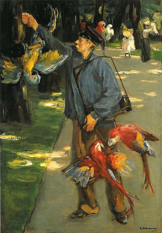 Liebermann - Liebermann Der Papageienmann