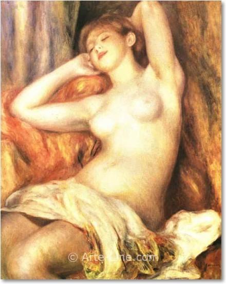 Renoir la dormeuse