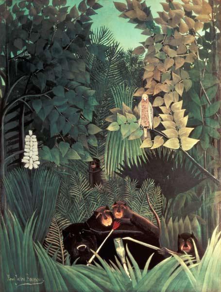 Rousseau - Joyeux Farceurs