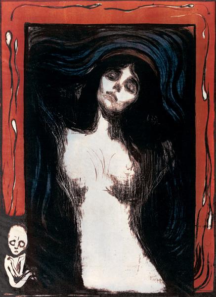 Munch - madonna